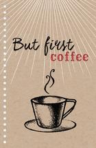 Coffee kraft by AnaP Studio