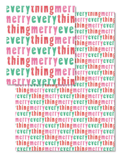 design - Merry Every Thing by Nikki Stinson