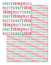 Merry Every Thing by Nikki Stinson