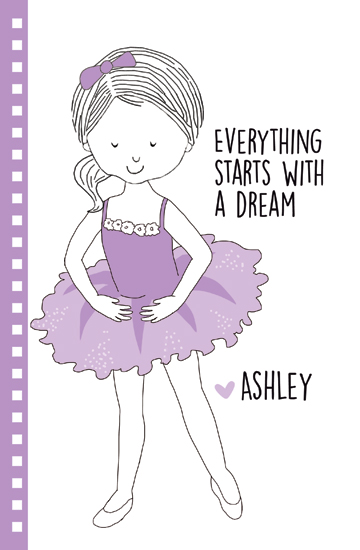 design - Starts with a Dream by Stacey Montgomery