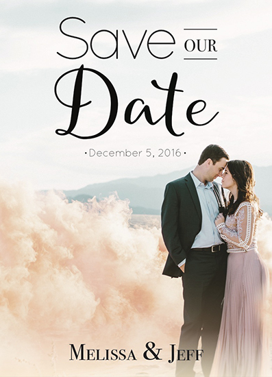 save the date cards - Simple and Classy by Jaclyn Gies