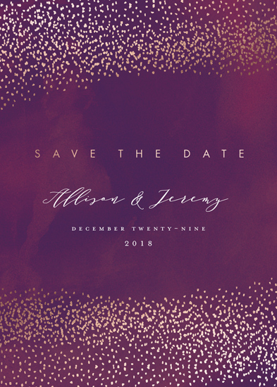 save the date cards - This Love by Eric Clegg