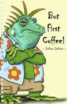 Decaffeinated Iguana by Joe Apel