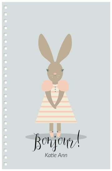 design - Bonjour Bunny by Hollie Shepard