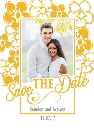 save the date cards - He Loves Me by Christy Platt