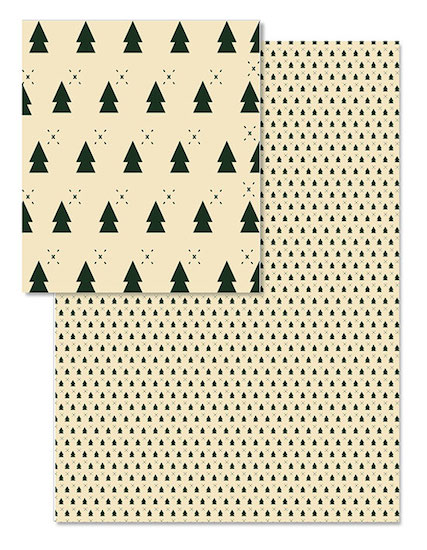 design - Tree wrap by Retroactive Studios