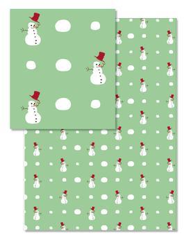 Snowmen Greetings