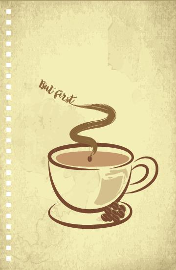 design - Let's have coffee by Retroactive Studios
