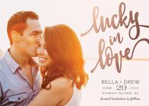 Lucky to Love by Elephont Designs