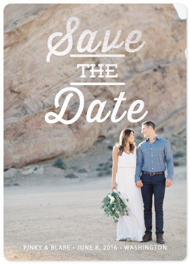save the date cards - BY THE SEA - XOXO by Christian Blare Bariquit