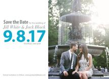 Lovely Save the Date by Nicole C
