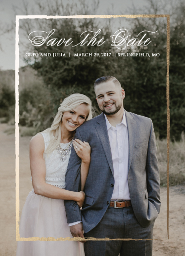 save the date cards - Borderline by ashnee eiram