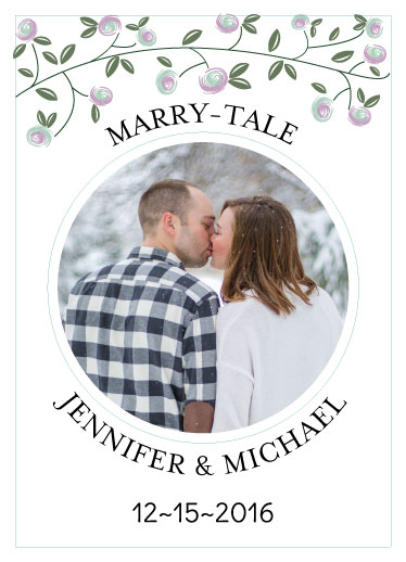 save the date cards - Marry-Tale by Cindy Jost