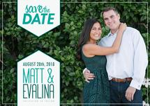 Bookmark our date by Viper Paper Co.