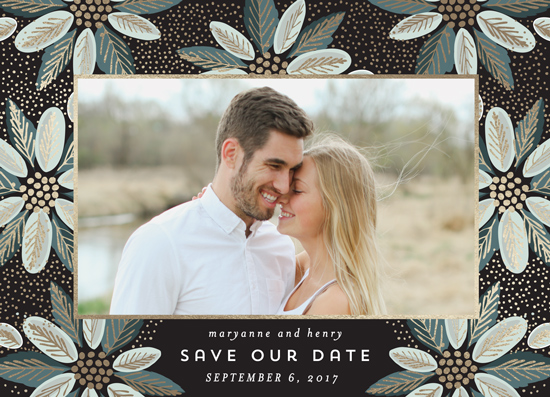 save the date cards - Magnolia Dream by Chris Griffith