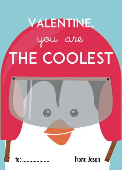 valentine's day - The coolest by Agnes Magai