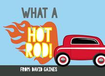 Hot Rod by Anne Gaines