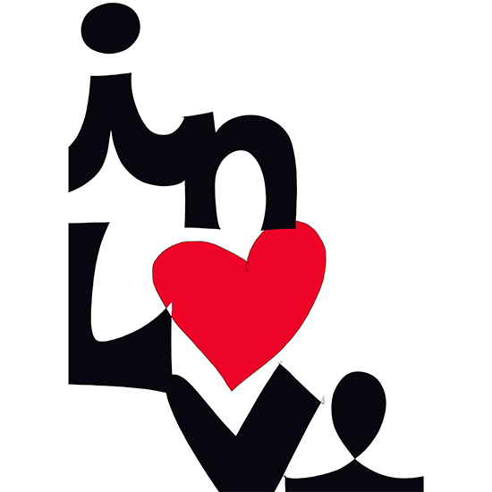 valentine's day - in love by Regina Menezes