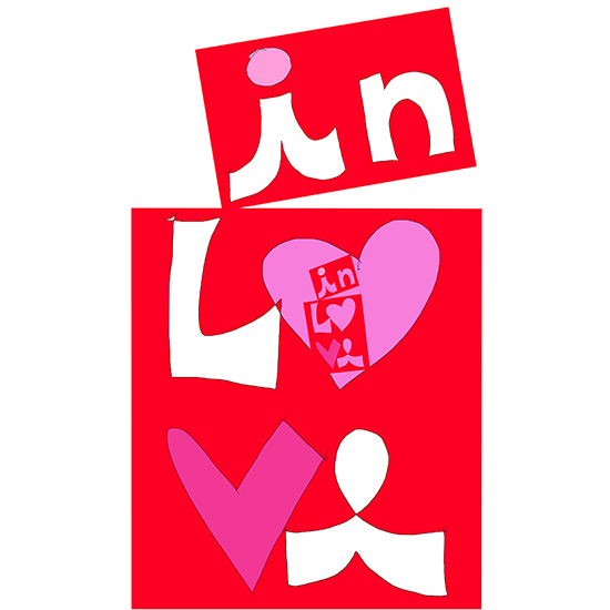 valentine's day - Heart 3 by Regina Menezes
