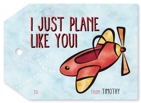 valentine's day - I Just Plane Like You by Chelsea Simmons