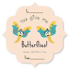 valentine's day - Butterflies by Cindy Jost