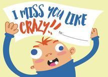 I miss you like crazy by Maverick Sausa