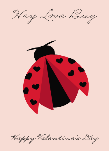 valentine's day - Love Bug by Marnel