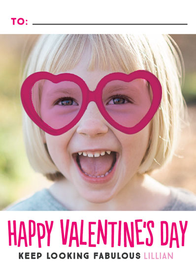 valentine's day - Heart Glasses by Jessie Steury