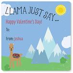 Llama Just Say... by Allison Kizer