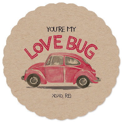 valentine's day - you're my lovebug by Roxanne Fay