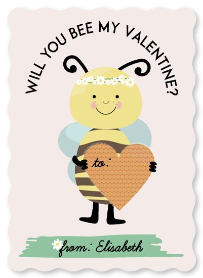 valentine's day - Will you bee by AMagnes