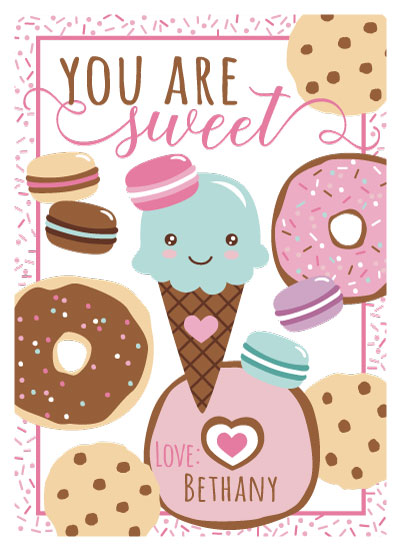 valentine's day - You are Sweet by Sandy Miranda