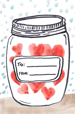 valentine's day - Full of Love by Milena Martinez