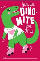Dino-Mite by Milena Martinez