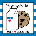 Milk and Cookies by Bronwyne Carr Chapman
