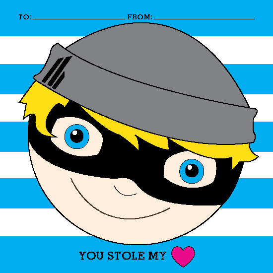 valentine's day - You Stole My Heart by Bronwyne Carr Chapman