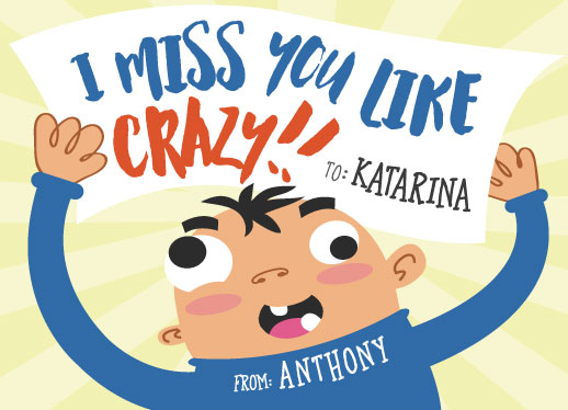 valentine's day - Miss You like Crazy by Maverick Sausa