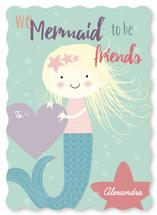 Mermaid to be friends by Agnes Magai