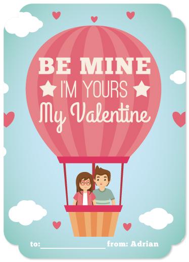 valentine's day - Balloon LOVE by Adrian Remedio