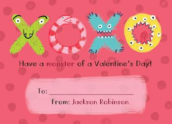 XOXO Monsters!