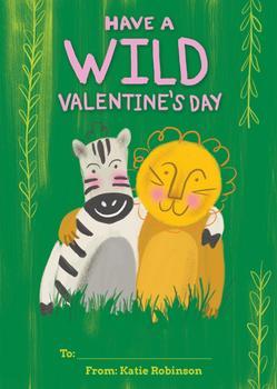 Wild Jungle Friends