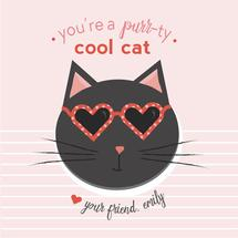 cool cat by Jayme Marie Designs