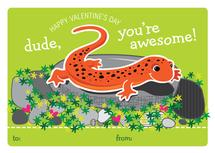 Dude, you're awesome! by Debra Cooper