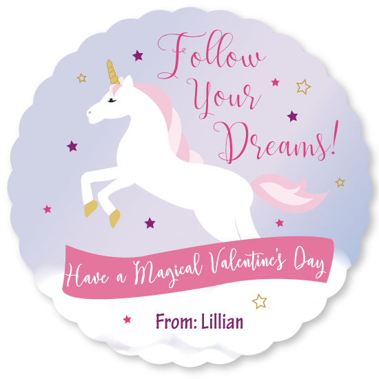 valentine's day - Follow Your Dreams by Cheryl Pietrafese