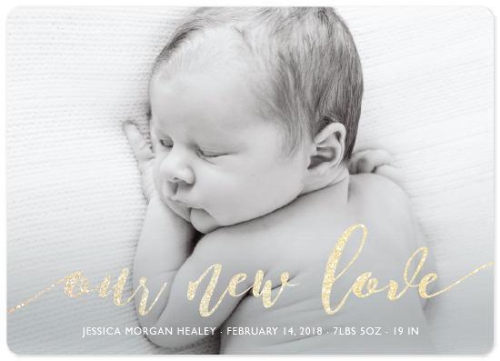 valentine's day - Our New Love by Melissa Casey