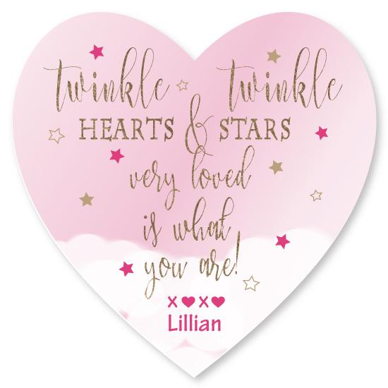 valentine's day - Twinkle Twinkle by Cheryl Pietrafese