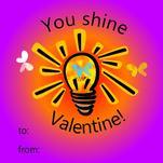 Shine on Valentine! by LD Gonzalez