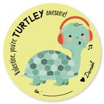 Awesome Turtle by Agnes Magai