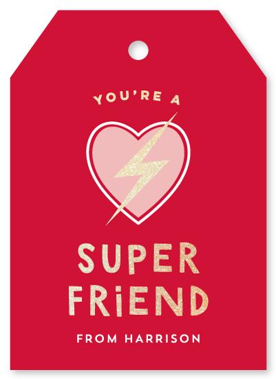 valentine's day - Super Friend by Lehan Veenker