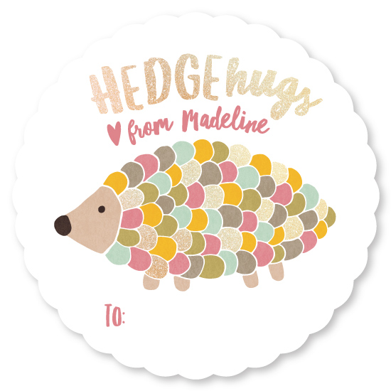 valentine's day - HedgeHugs by Kelly Nasuta